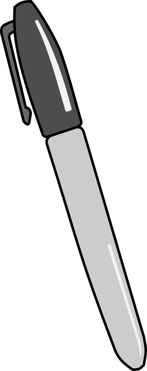 512x1290 Marker Clipart Animated