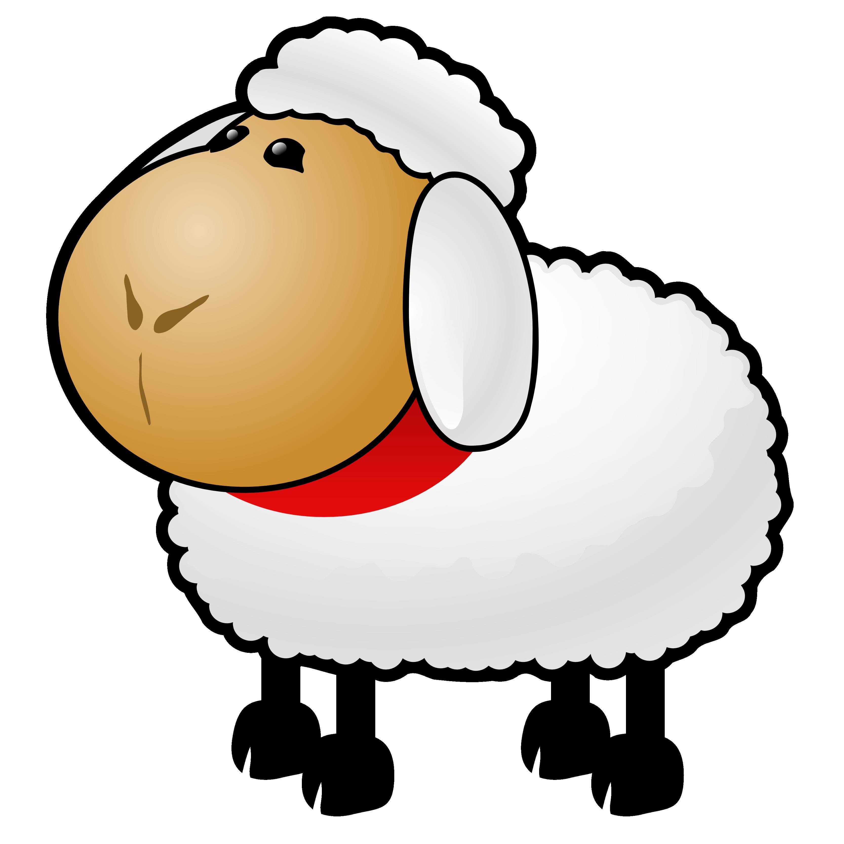 3333x3333 Goat Clipart Lamb