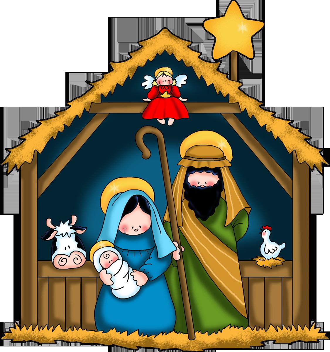 1125x1200 Nativity Clip Art Black And White Free Free