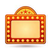 170x170 Neon Star Frame Stock Illustrations