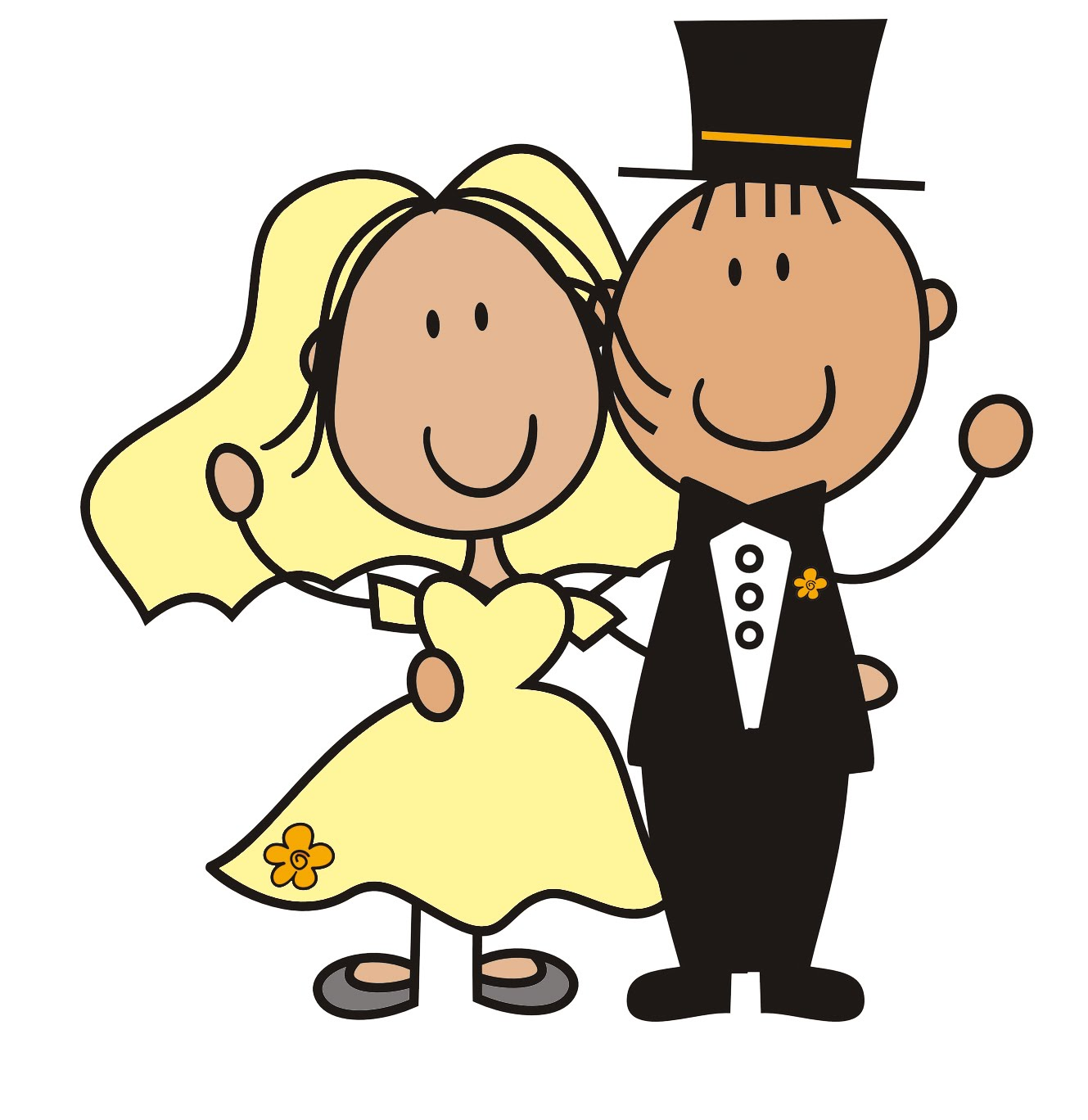 1329x1368 We Did Wedding Clipart