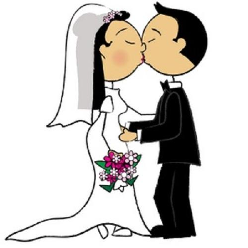 500x500 Wedding Clip Art Wedding Reception Clipart Image