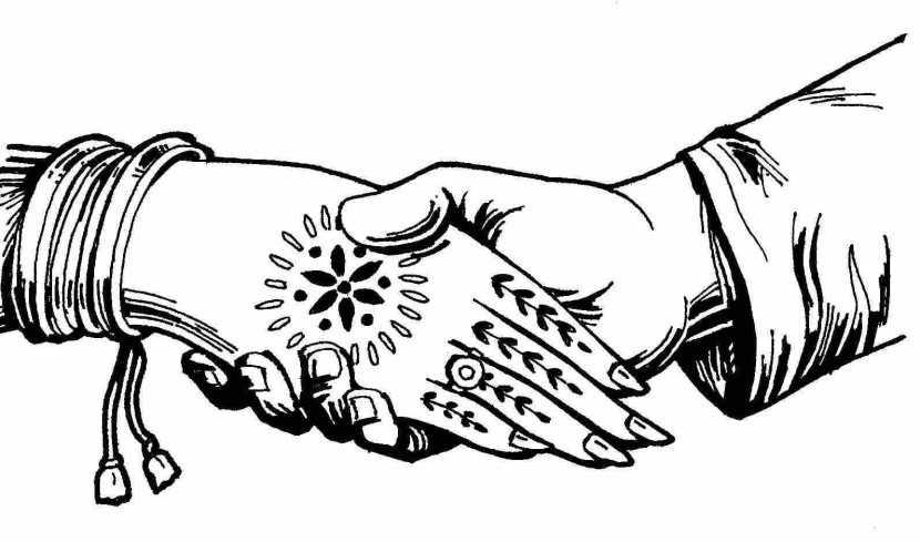 830x489 Hindu Wedding Symbols Clip Art For Free Download 101 Clip Art