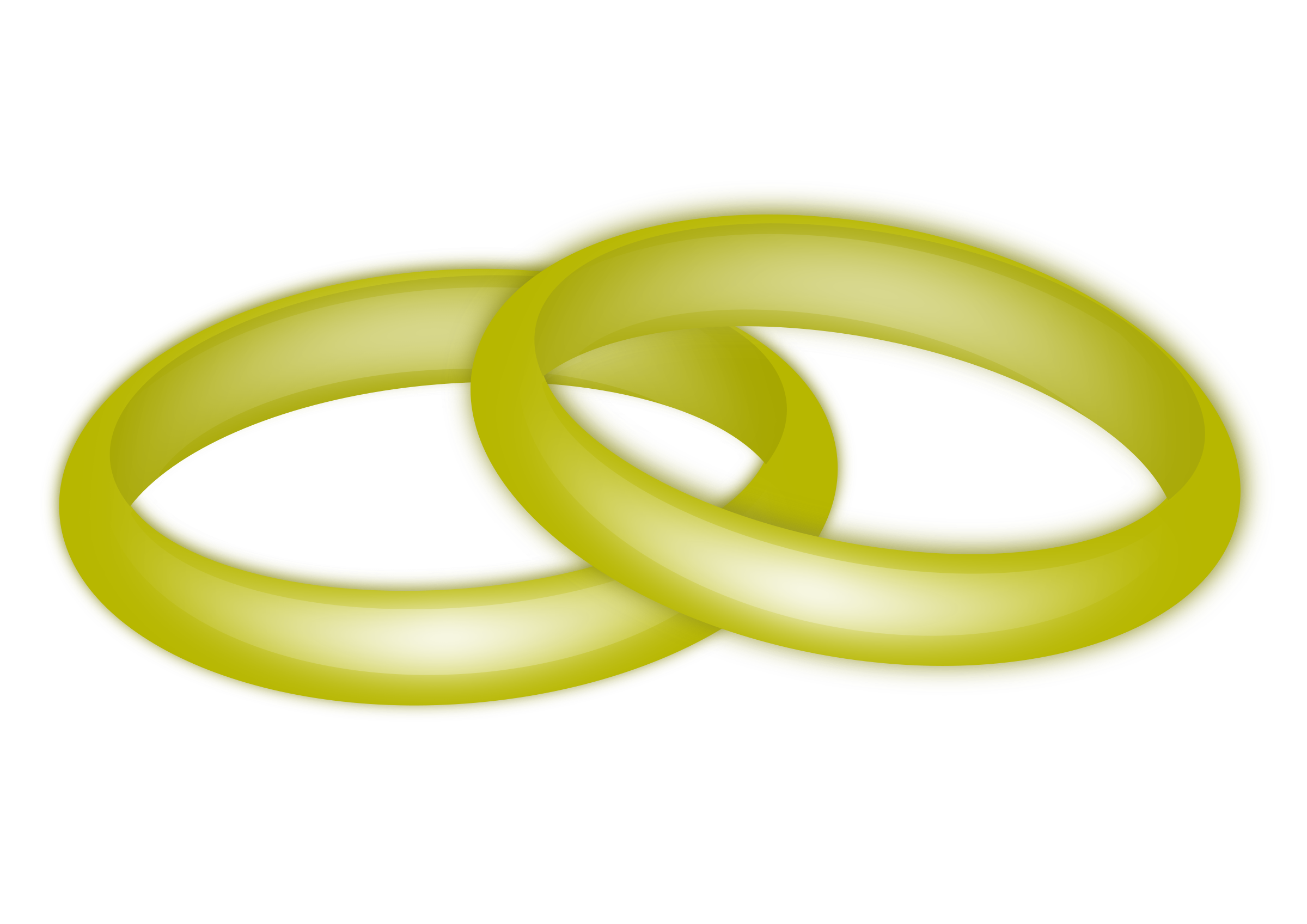 Marriage Rings Clipart