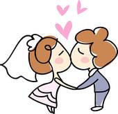 170x165 Clip Art Of Heart, Wife, Tuxedo, Wedding Ceremony, Wedding Dress