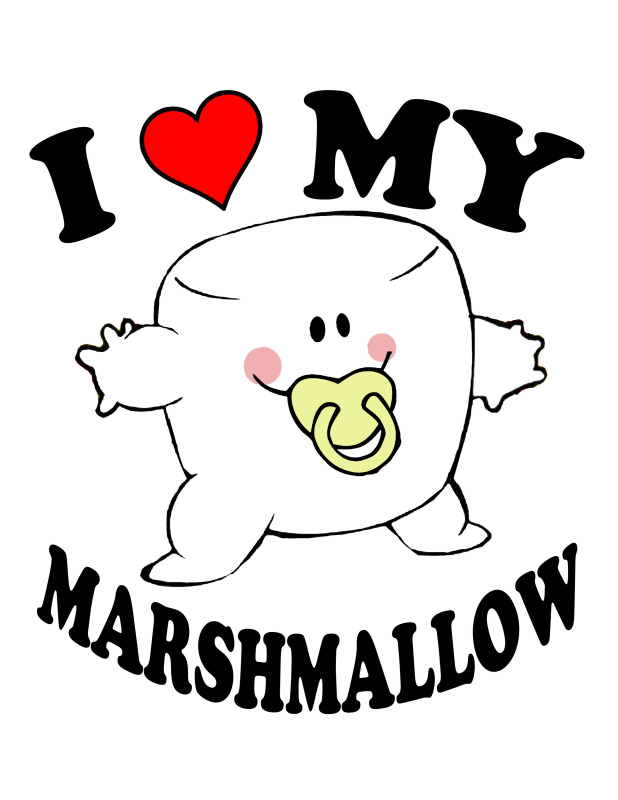 618x800 Marshmallow Clip Art Library 3