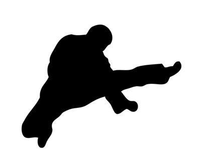 Martial Arts Pics Clipart