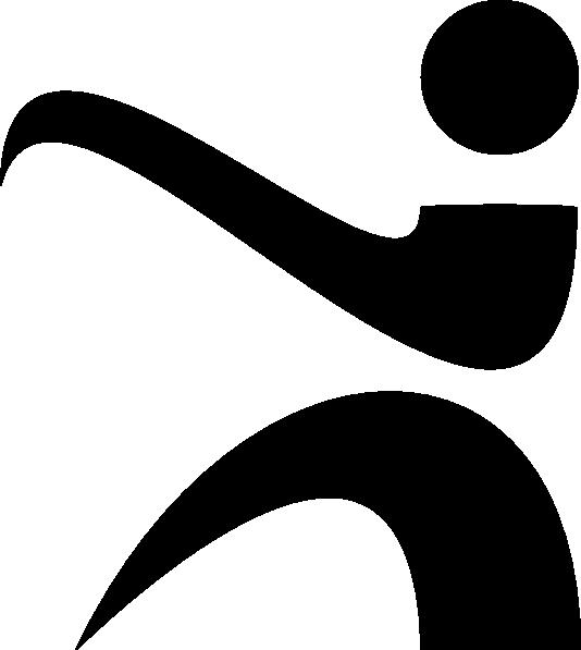 534x597 Karate Logo Clip Art Free Vector 4vector