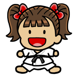 300x300 Chick Clipart Karate