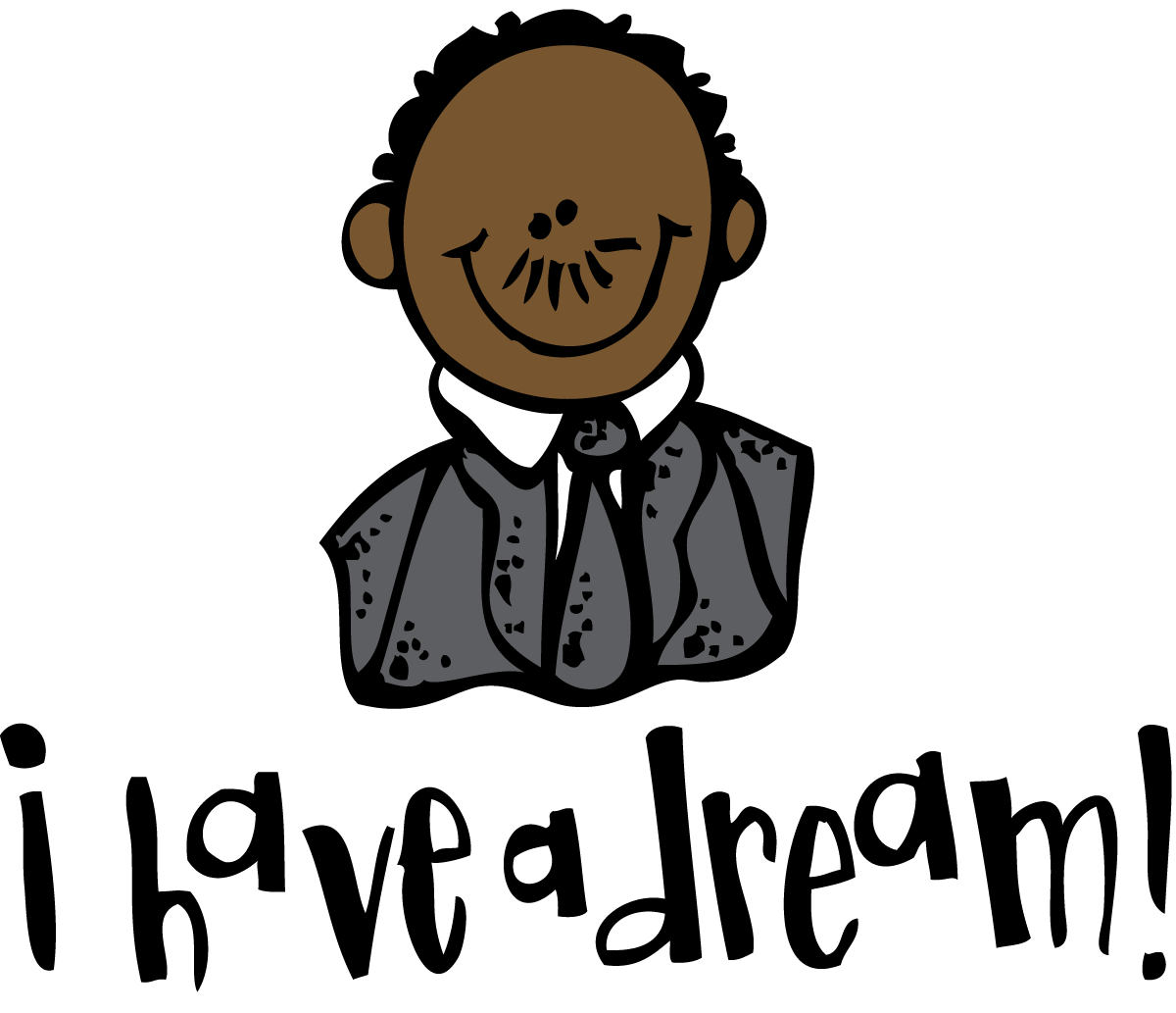 1200x1033 Martin Luther King Clip Art