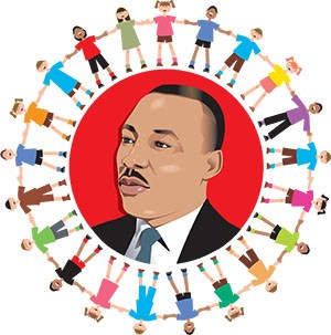 300x303 Meaningful Ways To Celebrate Martin Luther King Jr. Day With Kids