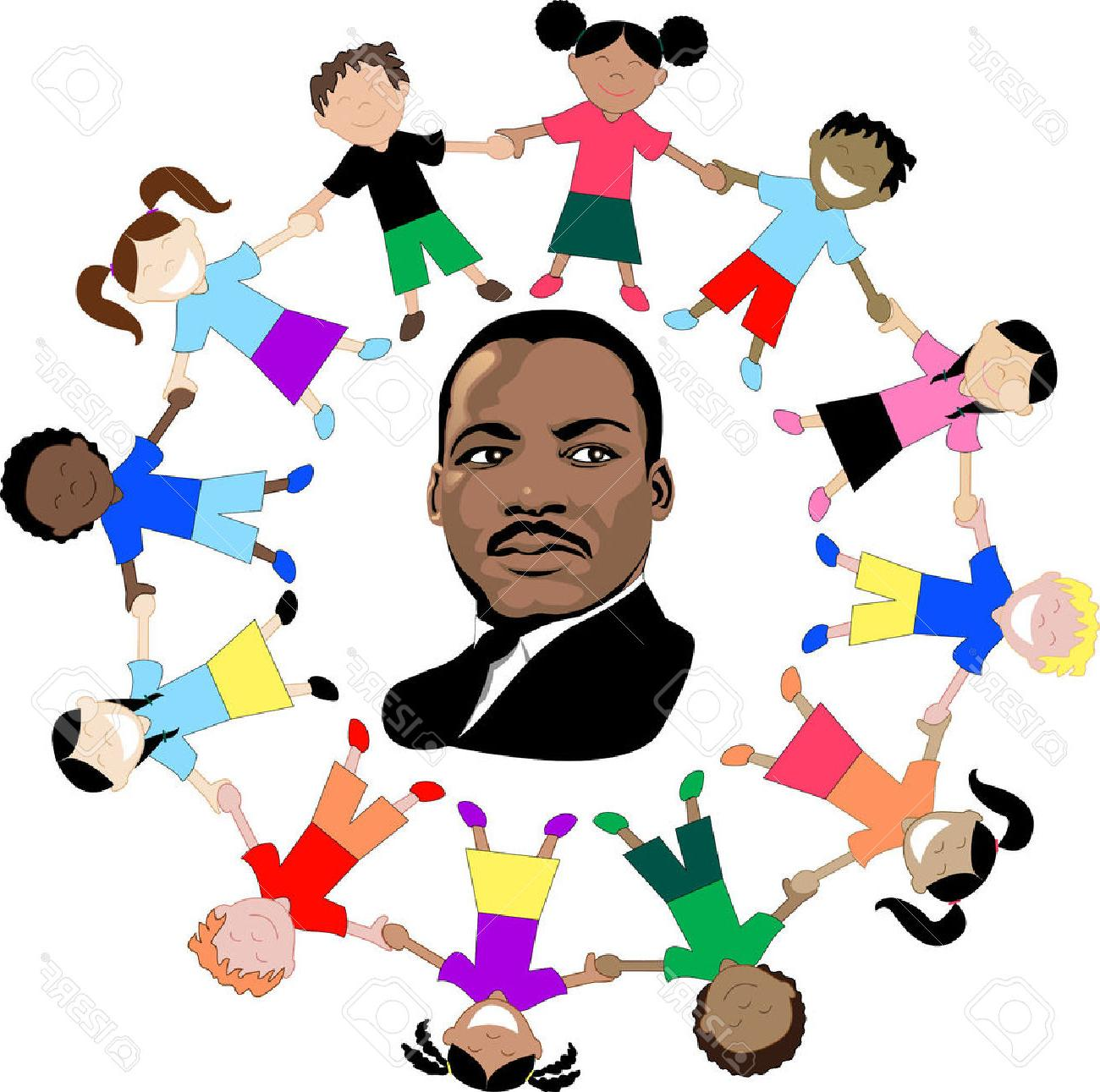 1300x1291 Best Hd Vector Dr Martin Luther King Jr Dream Came True Stock Image