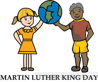 325x272 Holiday Clipart Martin Luther King Jr