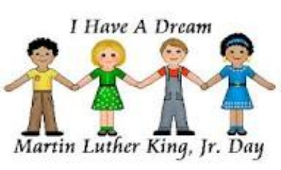 400x243 Martin Luther King Day