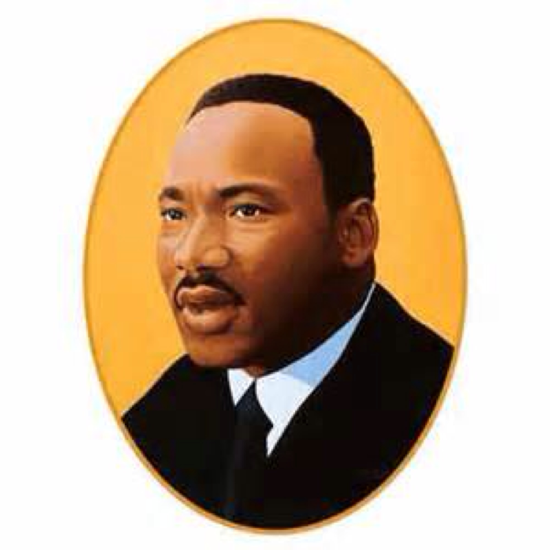 1124x1124 Martin Luther King Jr Clipart