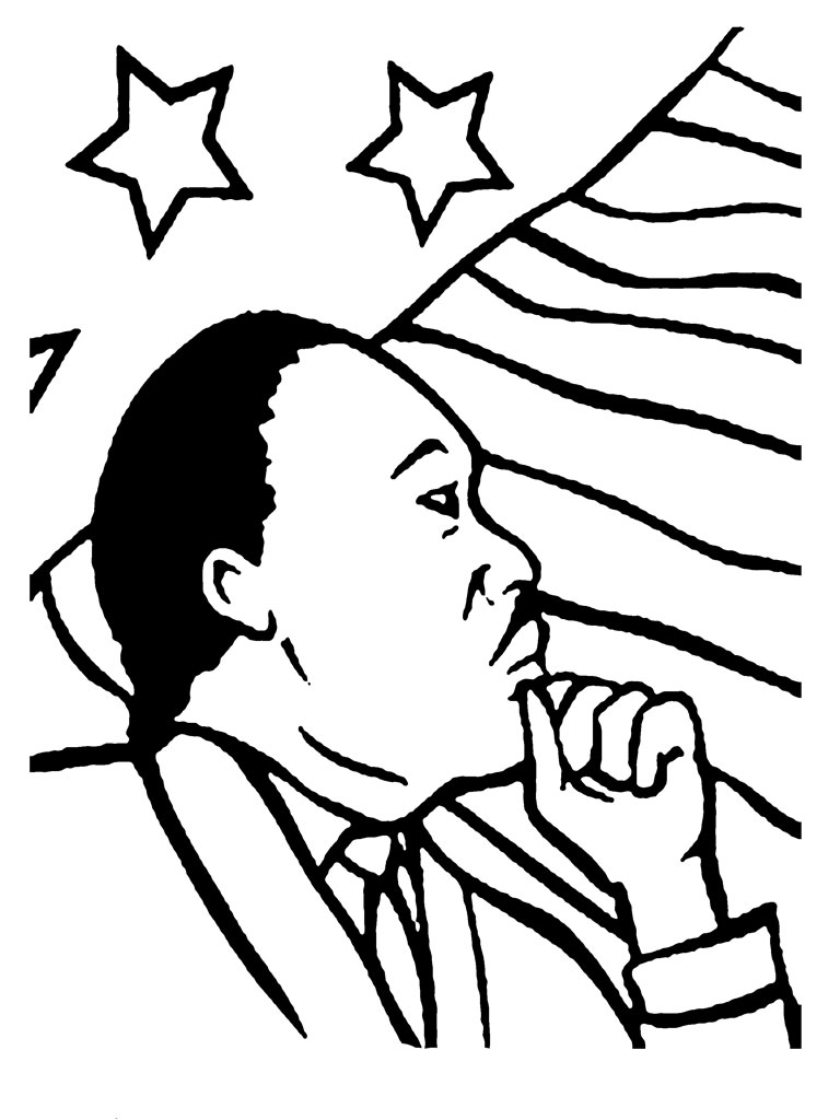 768x1024 Martin Luther King Jr Clipart Free Download Clip Art Lesson Plans