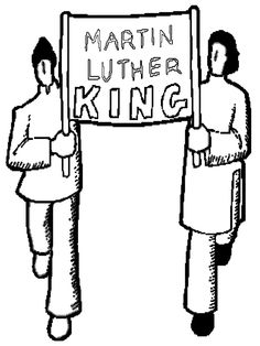 236x314 Martin Luther King Jr Holiday Coloring Pages Coloring Pages