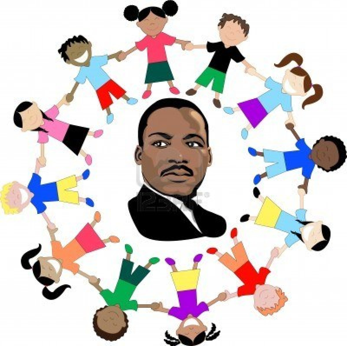 1200x1194 Martin Luther King Clipart