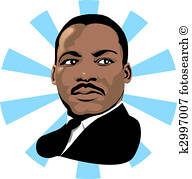 192x179 Martin Luther King Junior Day Clip Art And Stock Illustrations. 20