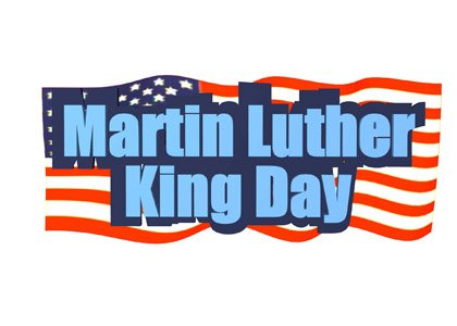420x300 Martin Luther King Day Clip Art