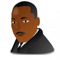 200x200 Martin Luther King Jr Clip Art Vector Free Vector Download