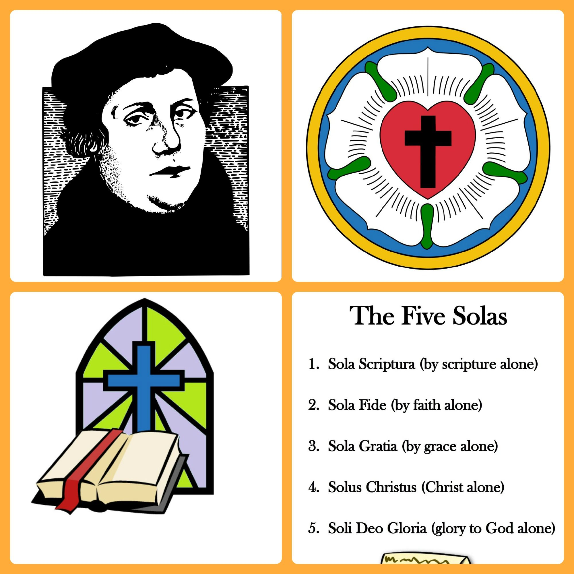 2000x2000 Did You Know That On October 31, 1517, Martin Luther Nailed His 95