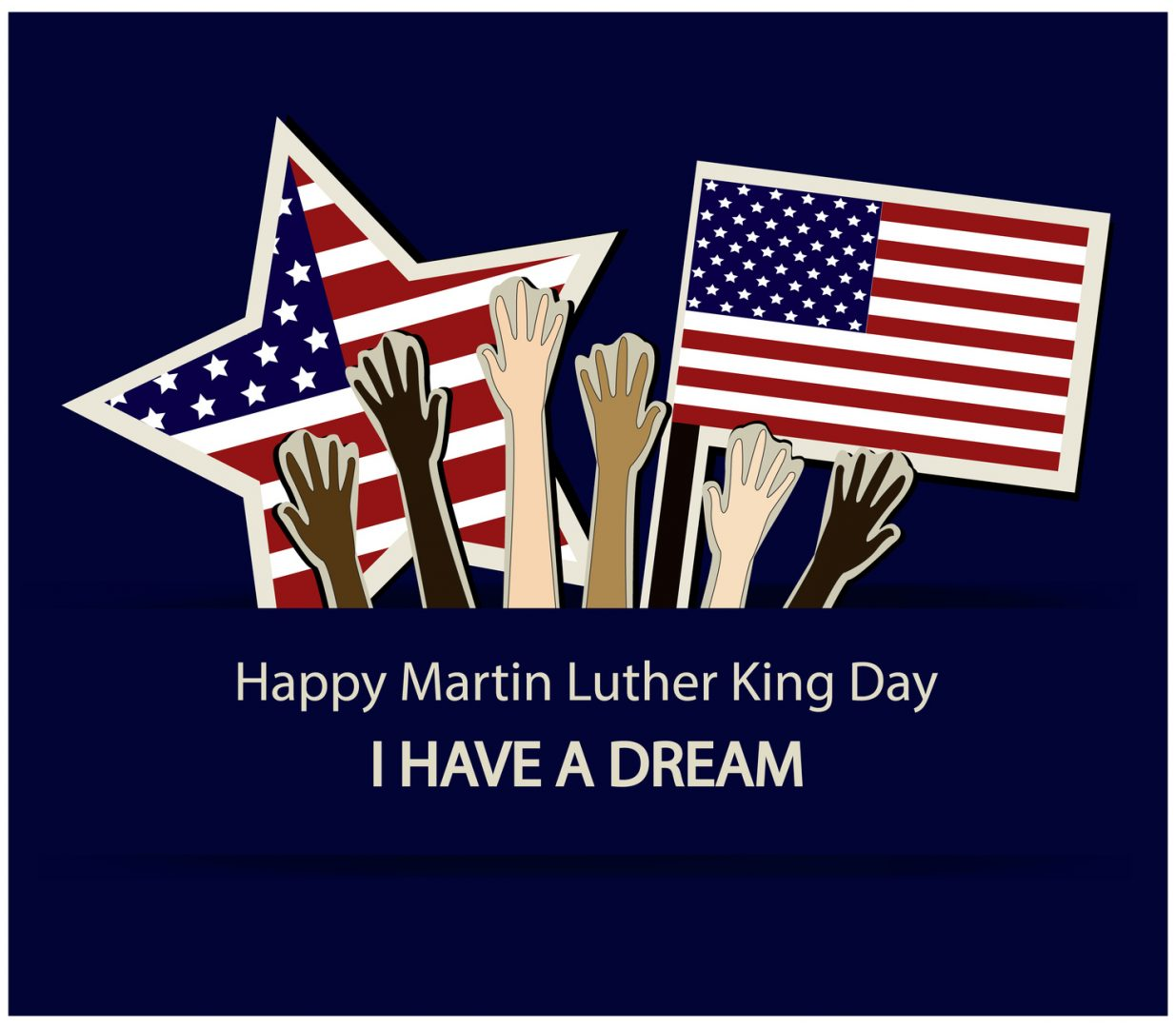1235x1080 Friends In Adoption Commemorates Martin Luther King Jr. Day