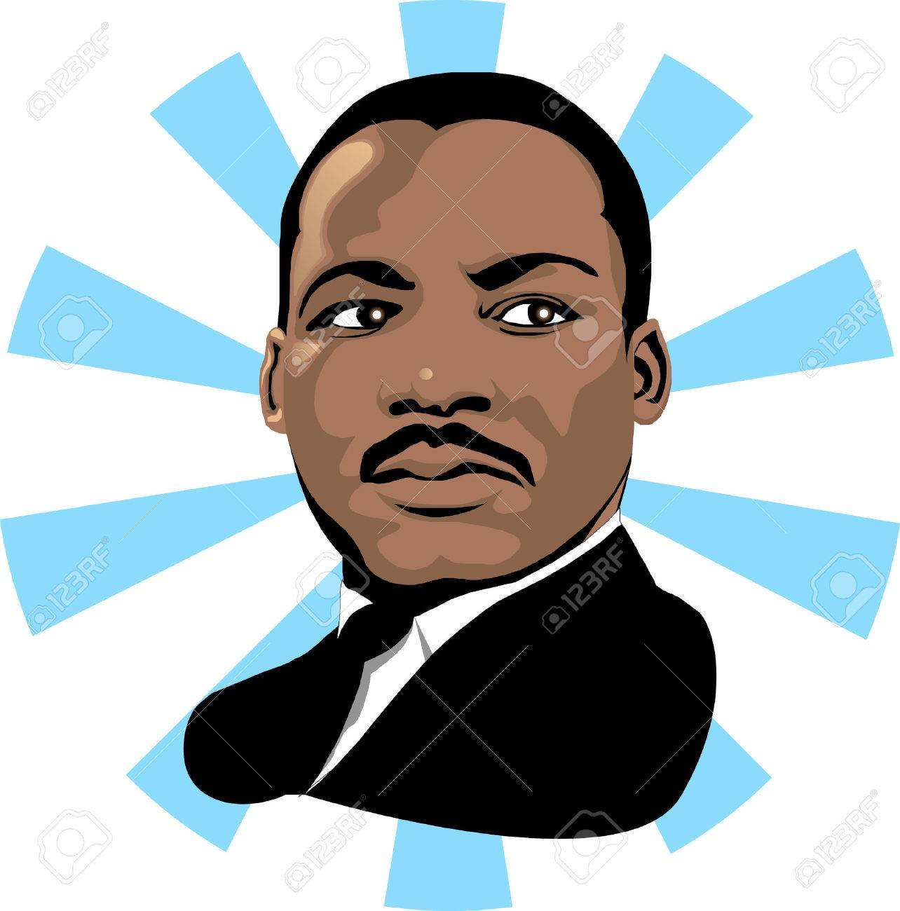 1284x1300 Martin Luther King Jr Day 2014 Clipart
