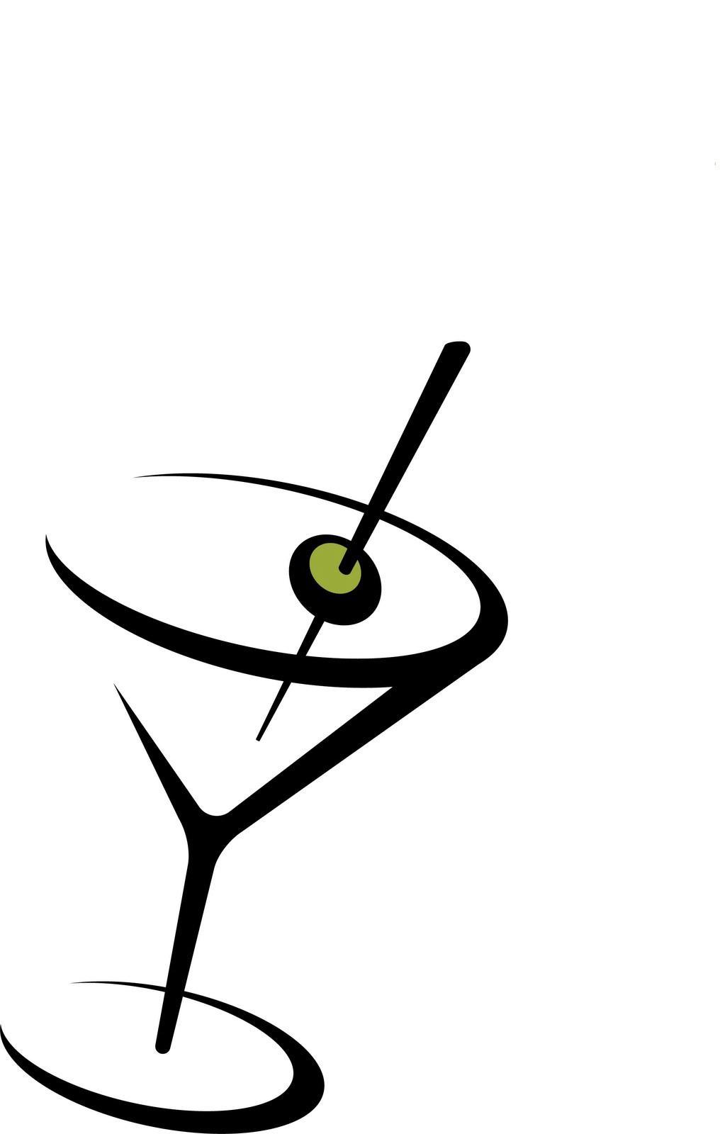 Martini Clipart Free