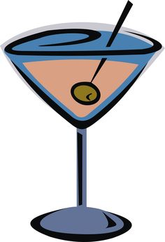 236x347 Vodka Clipart Martini