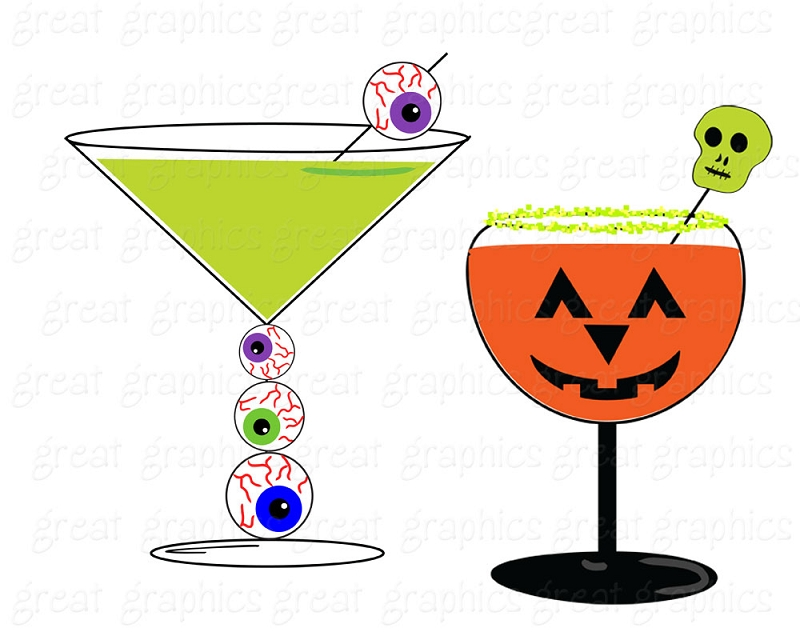 800x640 Cocktail Clipart Animated