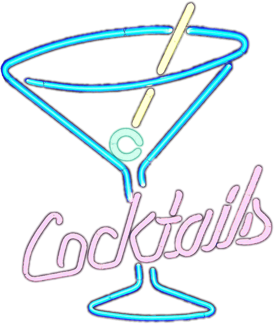 926x1096 Fichiercocktails Neon Sign On White Matte.png Wikisbec17