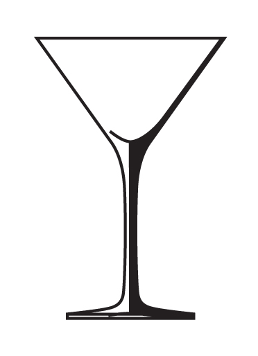372x514 Eisch Sensis Plus Martini Glass