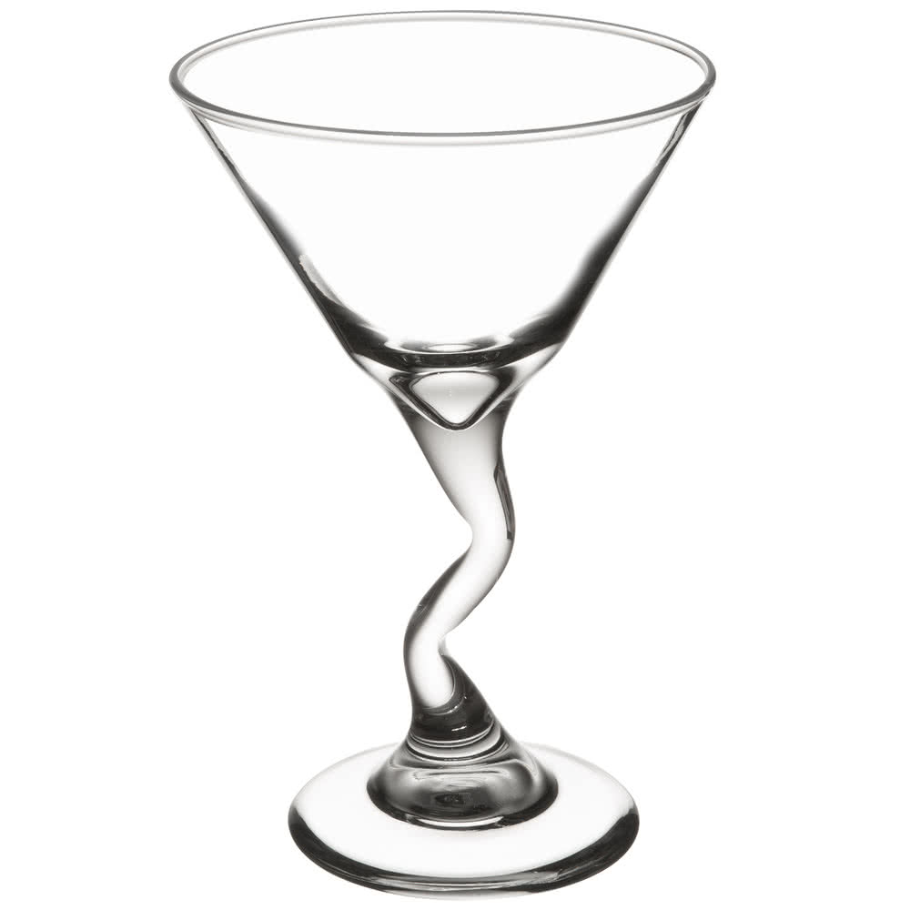 1000x1000 Libbey 37339 Z Stems 7.5 Oz. Martini Glass