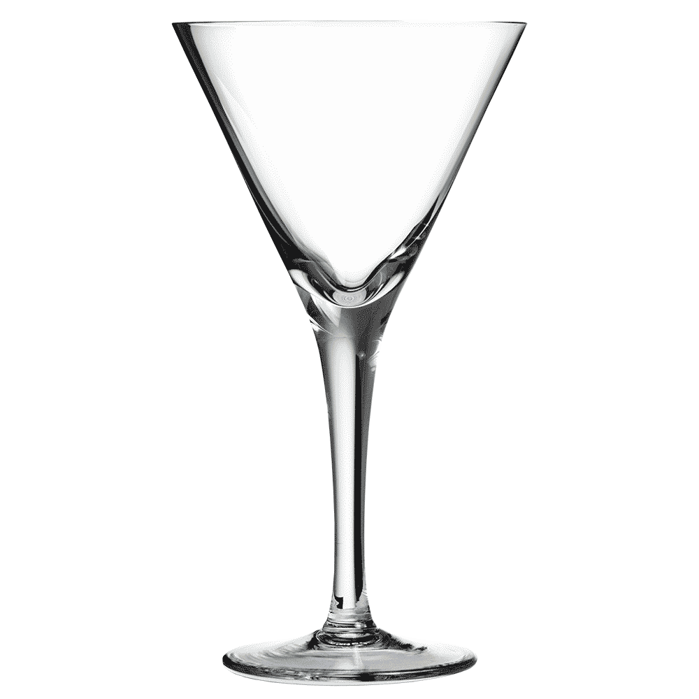 1000x1000 Verdot Mini Martini Glass 12.5cl