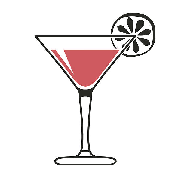 612x612 Vodka Clipart Martini Glass