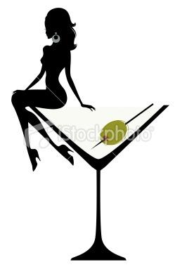 266x380 Modern Martini Clip Art Cliparts