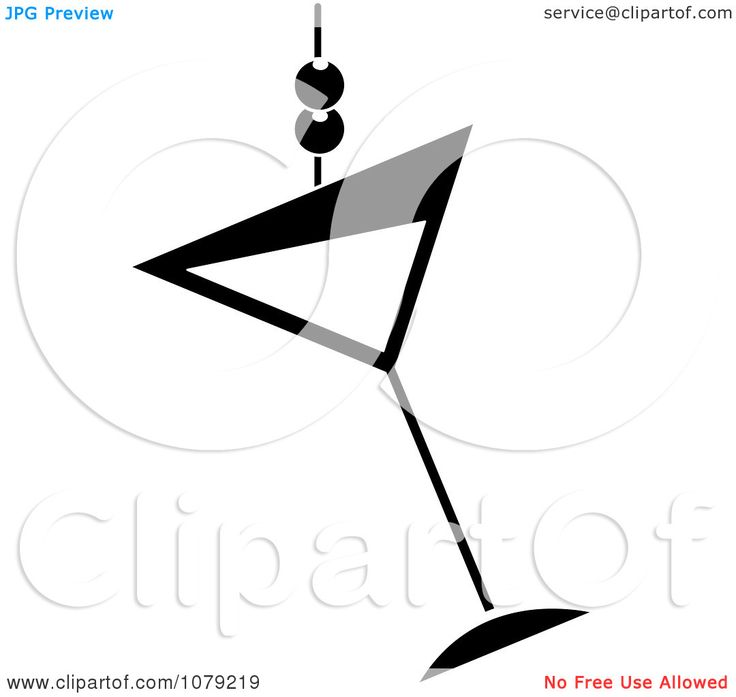 736x697 Pin Up Clipart Martini Glass