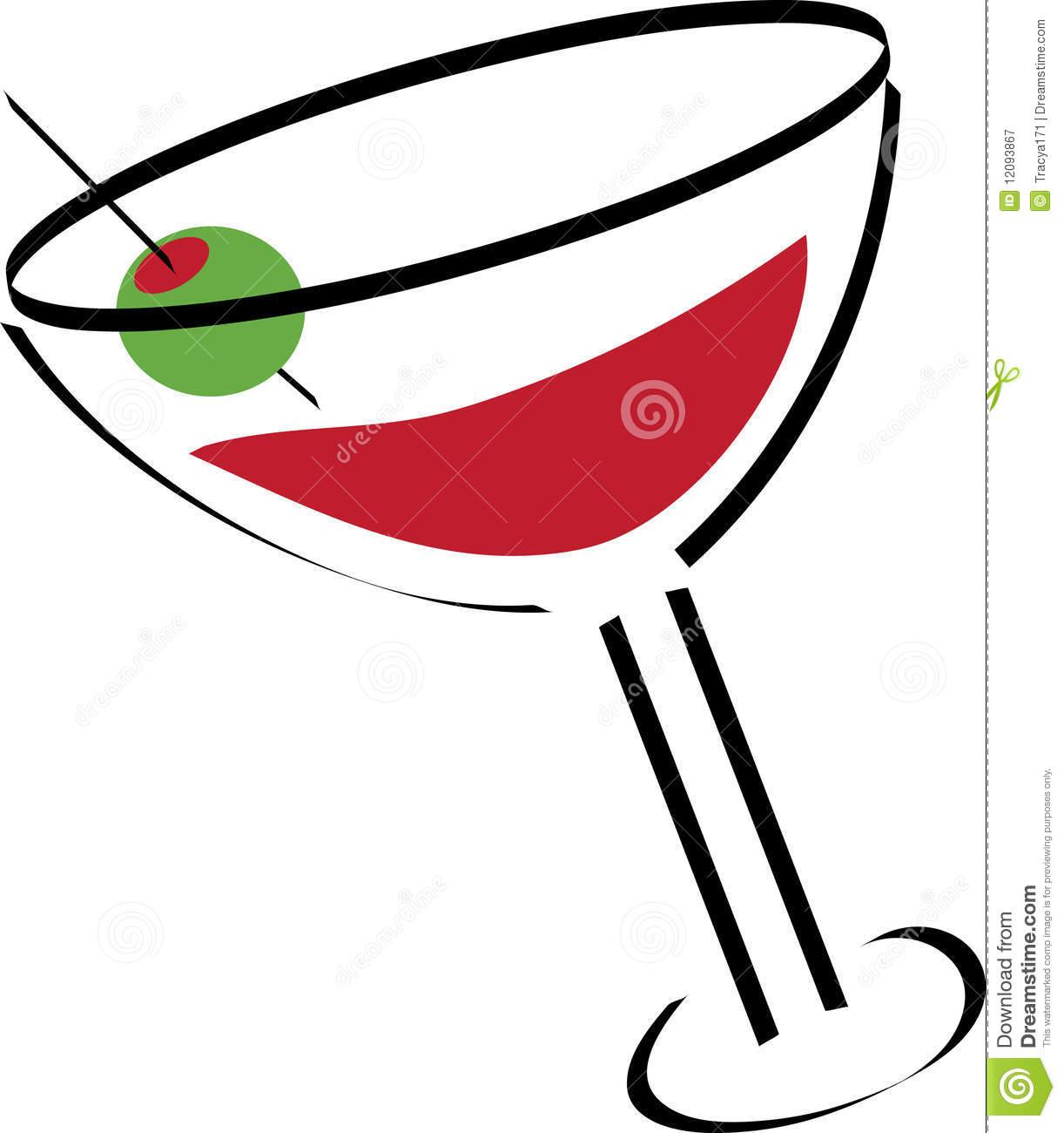 1222x1300 Martini Clip Art