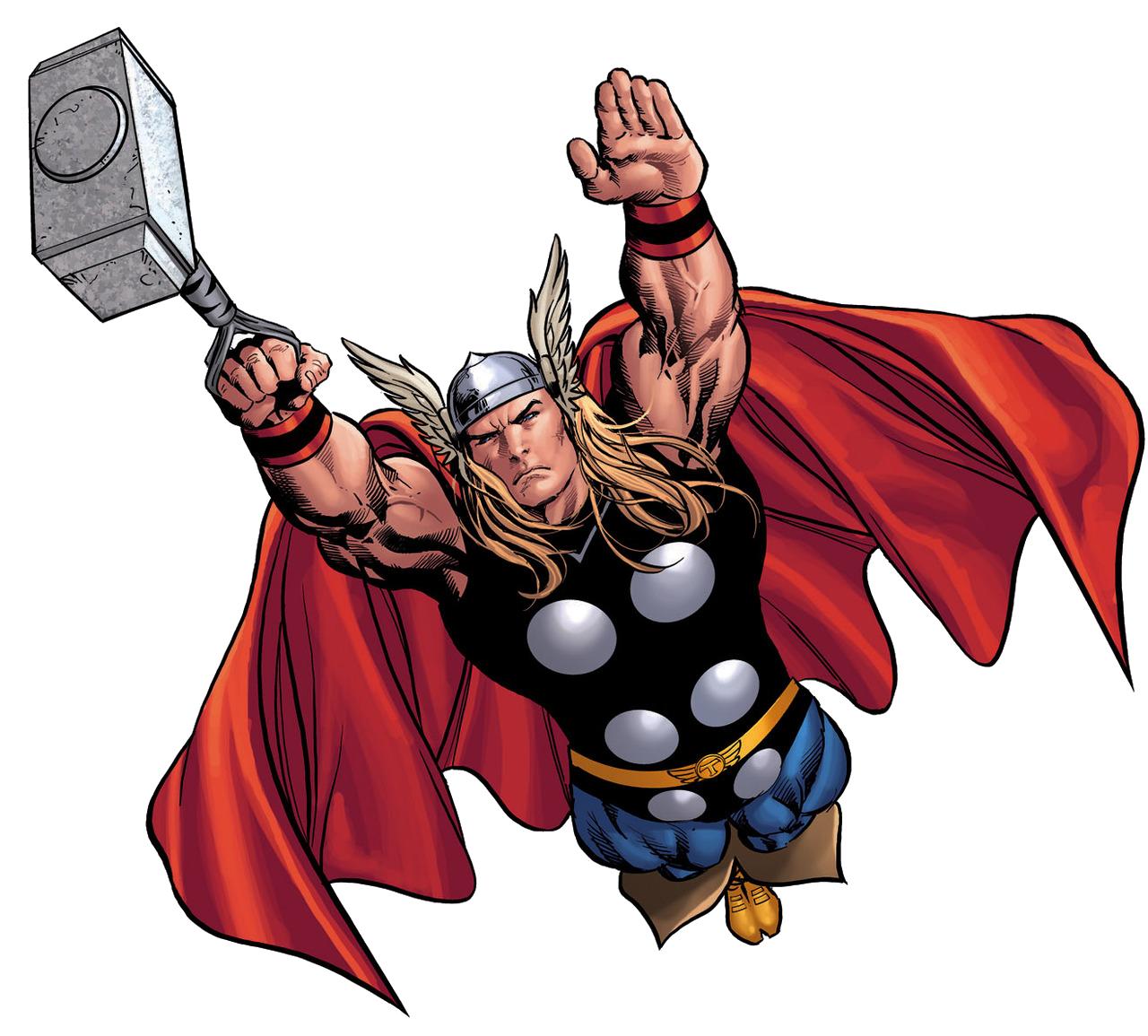 1280x1155 Thor Clipart Marvel