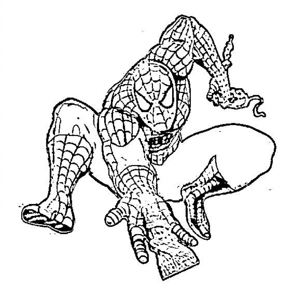 Marvel Coloring Pages | Free download best Marvel Coloring Pages on ...