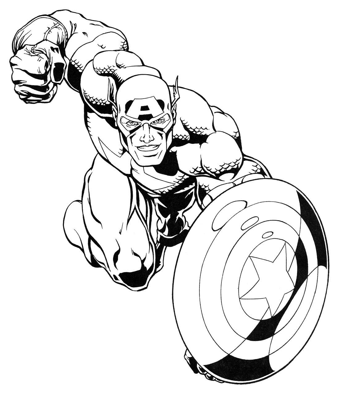 1101x1271 Unique Marvel Printable Coloring Pages 87 On Free Colouring Pages