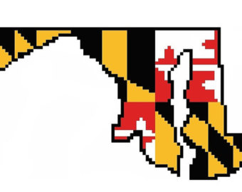 340x270 Maryland outline Etsy