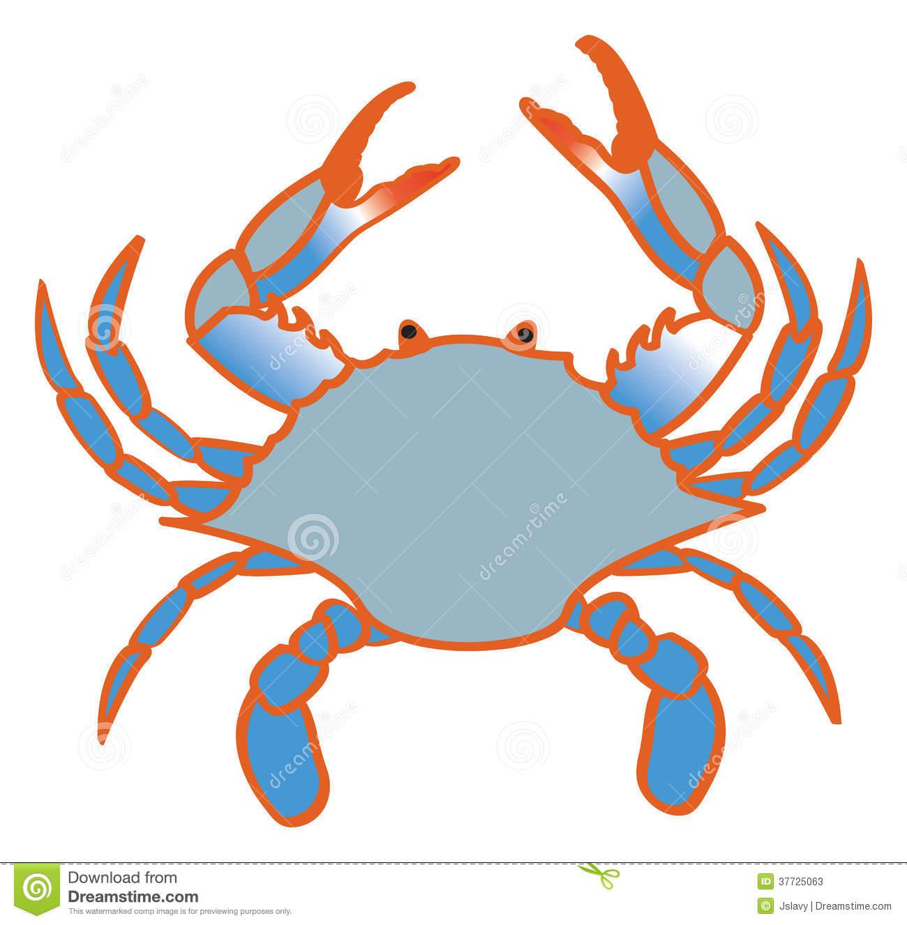 1300x1327 Blue Crab Clip Art