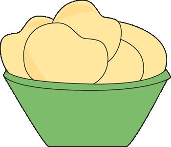 350x301 Clip Art Potato Chips Clipart 2