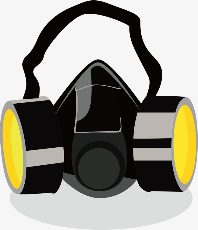 650x757 Anti Gas Stereo Mask, Mask, Mask, Vector Mask, Cartoon Mask Png