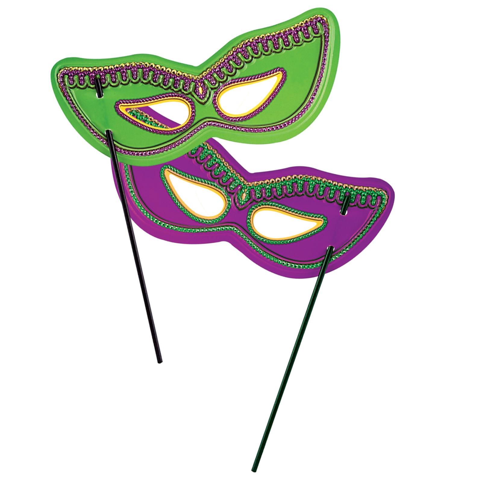 1600x1600 Mardi Gras Mask Clipart
