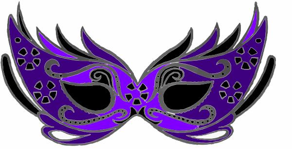 600x307 Mask Clip Art Free Clipart Images 3