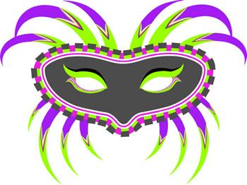 350x262 Mask Clip Art Free Clipart Images