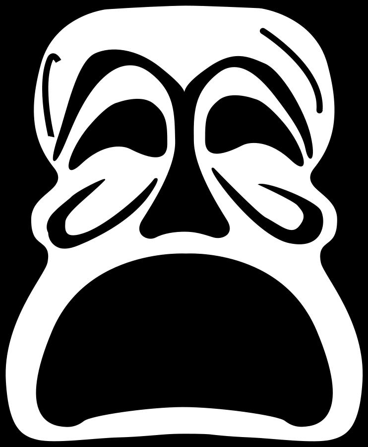 742x900 Mask Clipart File Tag List Clip Arts Svg Clipartsfree